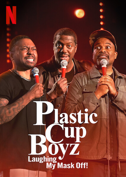 Plastic Cup Boyz: Laughing My Mask Off!